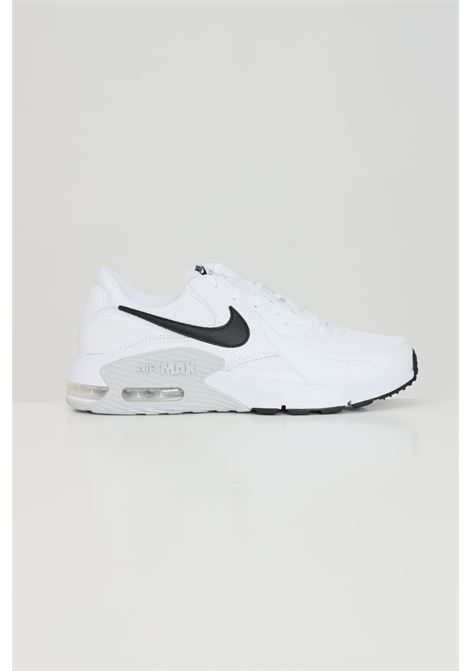 White nike air max excee sneakers  NIKE | Sneakers | CD4165100