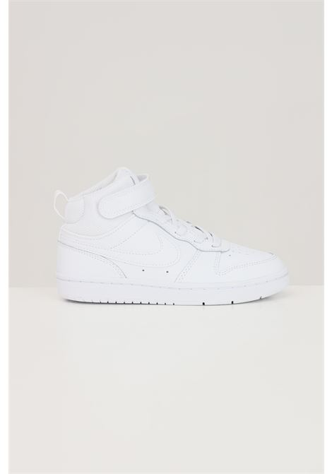 Sneakers court borough mid 2 bambino unisex bianco nike NIKE | Sneakers | CD7783100