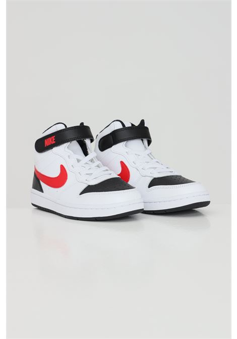 Multicolor baby court borough mid 2 sneakers nike NIKE | Sneakers | CD7783110