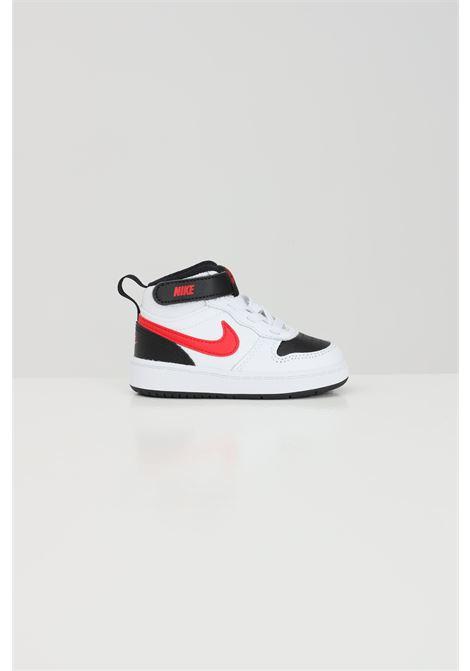 Sneakers court borough mid 2 neonato bianco nike NIKE | Sneakers | CD7784110