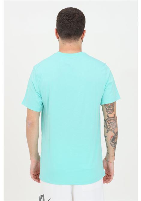 Turquoise t-shirt short sleeve nike NIKE | T-shirt | CJ0921307