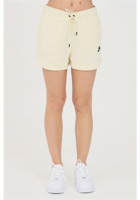 Beige sport shorts. Nike  NIKE | Shorts | CJ2158113