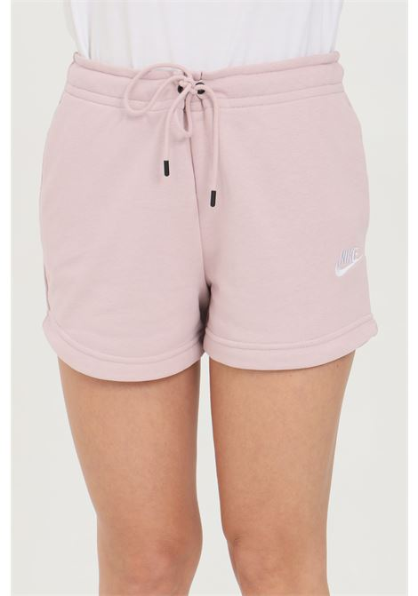 Shorts donna champagne nike sport NIKE | Shorts | CJ2158645