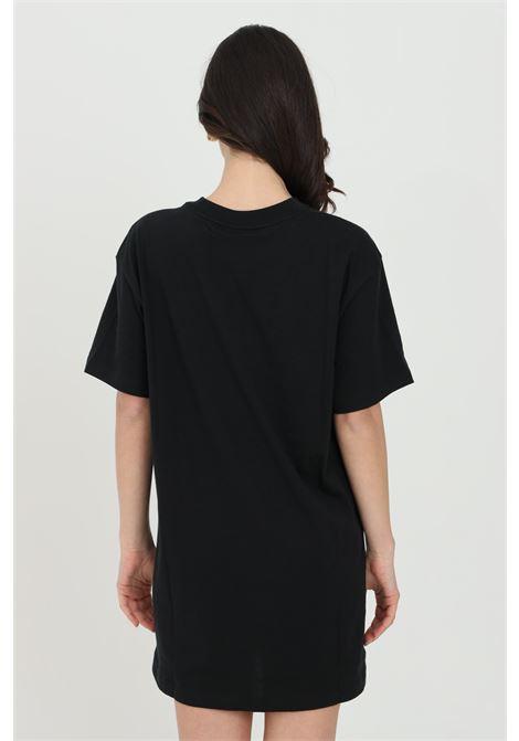 Abito essential donna nero nike corto NIKE | Abiti | CJ2242010