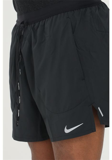 Black flex stride 5in shorts nike NIKE   Shorts   CJ5453010