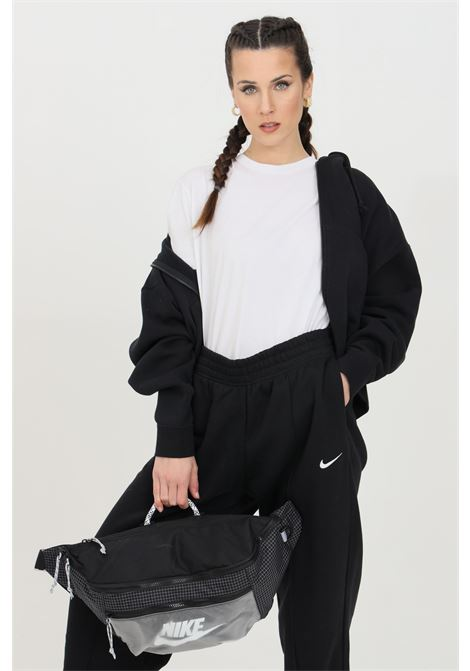 Hoodie with zip in solid color NIKE | Sweatshirt | CK1505010