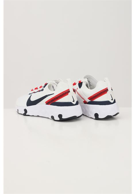 White unisex nike renew element 55 sneakers NIKE   Sneakers   CK4081101
