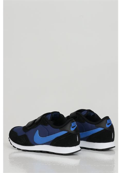 Sneakers MD VALIANT PS JR. Blue sneakers with contrasting logo. Baby model. Brand: Nike NIKE | Sneakers | CN8559412