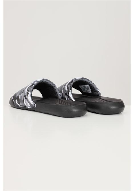 Black nike camo victori one slippers  NIKE | Slipper | CN9678001