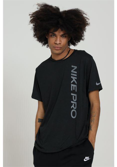 Black t-shirt short sleeve nike NIKE   T-shirt   CU4975010