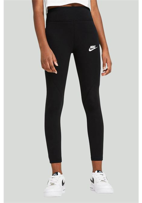 Slim leggings with spring at the waist NIKE | Leggings | CU8248010