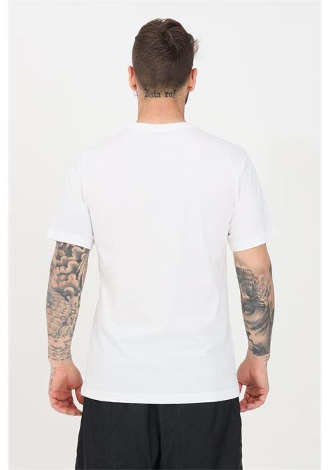 White men's t-shirt with front print short sleeve nike  NIKE | T-shirt | CU9570100
