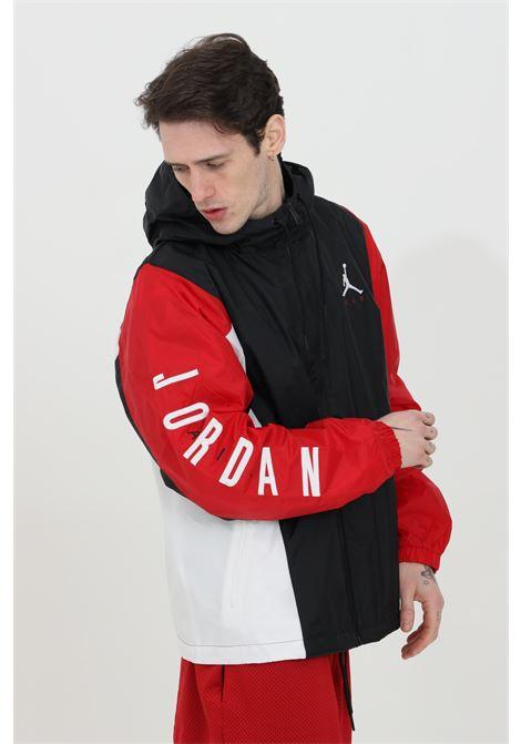 Two-tone jacket with hood and full zip NIKE   Jacket   CV2240010