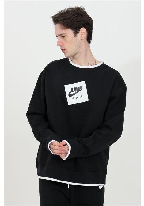 Black crew neck sweatshirt nike NIKE | Sweatshirt | CV2370010