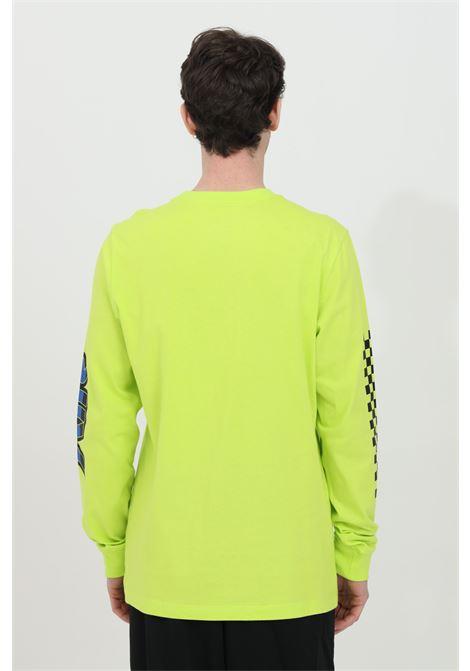 Lime t-shirt long sleeve nike NIKE   T-shirt   CV3000389