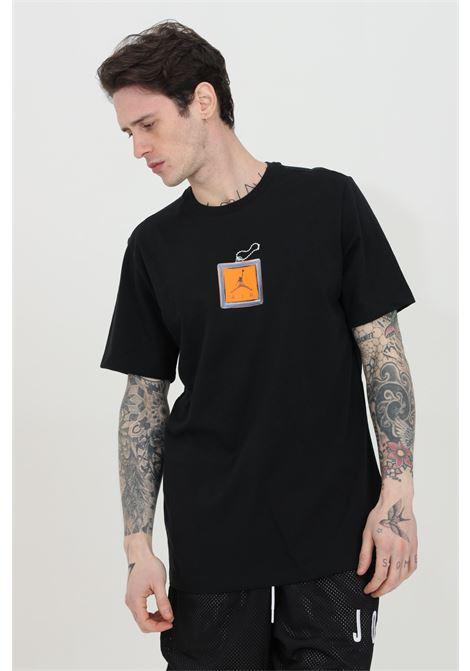 Black t-shirt short sleeve nike NIKE   T-shirt   CV5157010