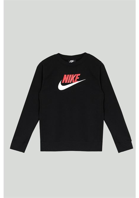 Crew neck crew neck sweatshirt with print NIKE | Sweatshirt | CV9297014
