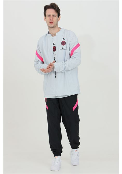 Football jumpsuit with waist elastic band and contrasting logo NIKE | Suit | CW1665043