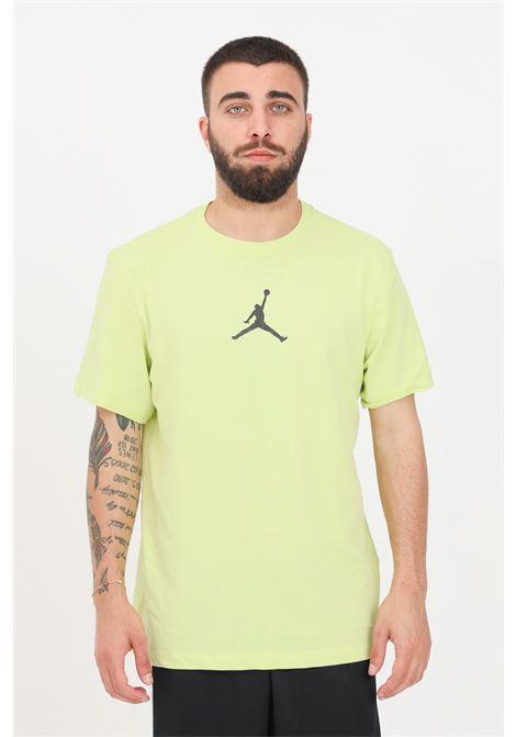 T-shirt uomo lime nike a manica corta NIKE   T-shirt   CW5190352