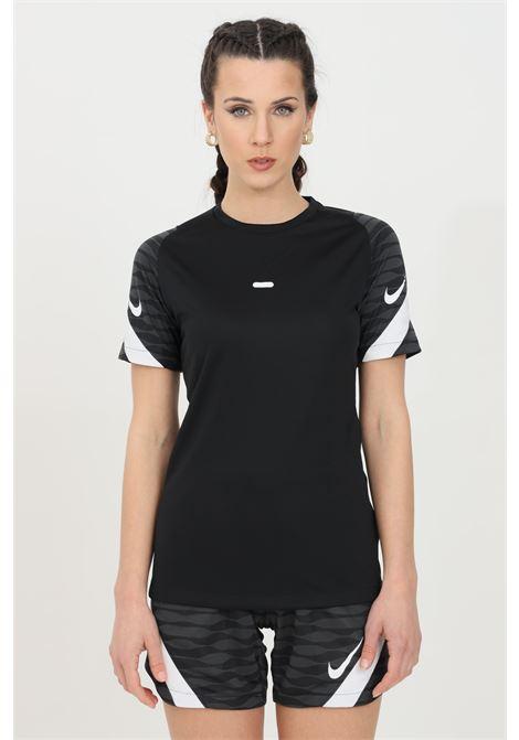 T-shirt donna nero nike a manica corta maglia da calcio NIKE | T-shirt | CW6091010