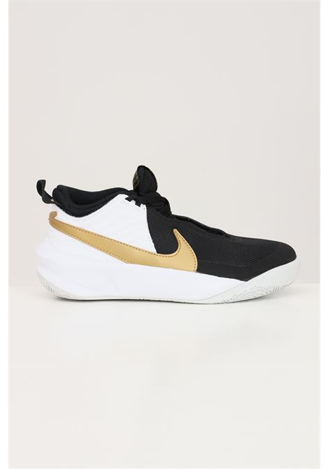 Sneakers donna bicolore nike team hustle d10. NIKE | Sneakers | CW6735002
