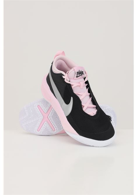 Sneakers donna bicolore nike team hustle d10 NIKE | Sneakers | CW6735003