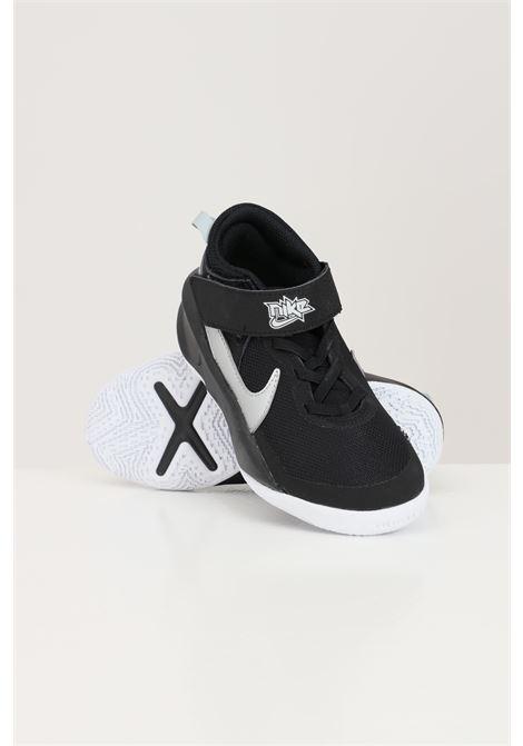 Black baby team hustle d 10 sneakers nike NIKE | Sneakers | CW6736004