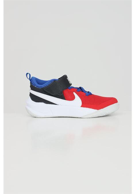 Multicolor baby team hustle d 10 sneakers nike NIKE | Sneakers | CW6736005