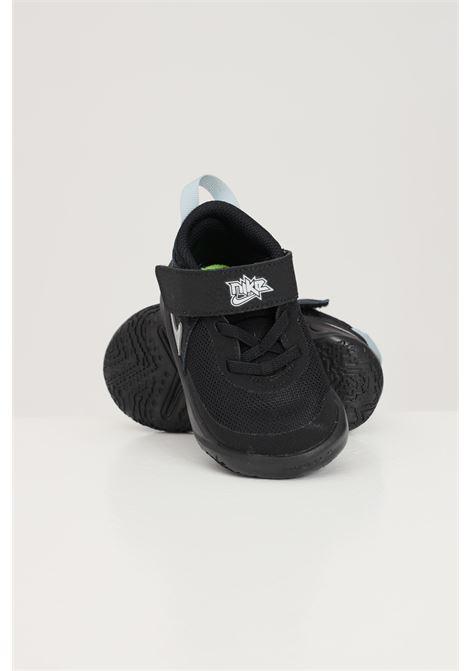 Sneakers neonato tinta unita nike team hustle d 10 NIKE | Sneakers | CW6737004