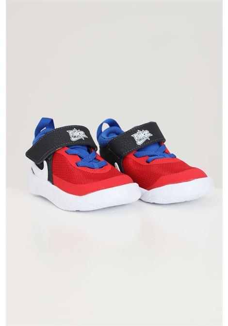 Sneakers neonato tinta unita nike team hustle d 10 NIKE | Sneakers | CW6737005