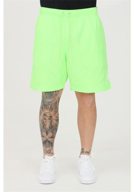 Green men's beach shorts nike  NIKE   Beachwear   CZ4751358