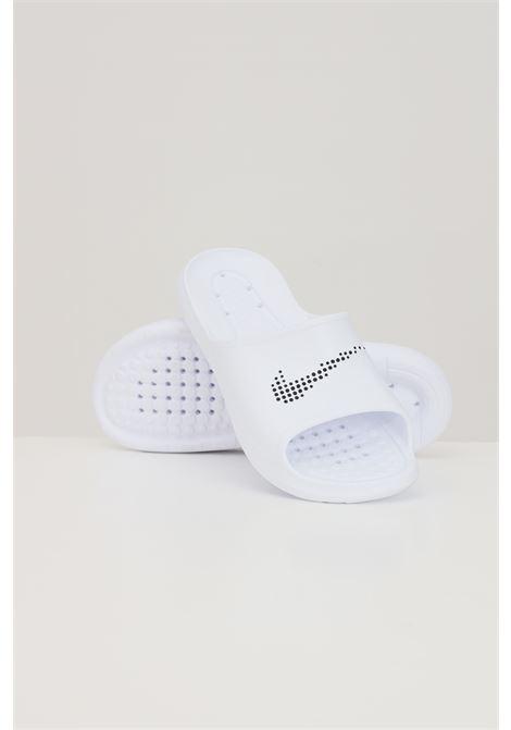 White victori one slippers NIKE | Slipper | CZ5478100