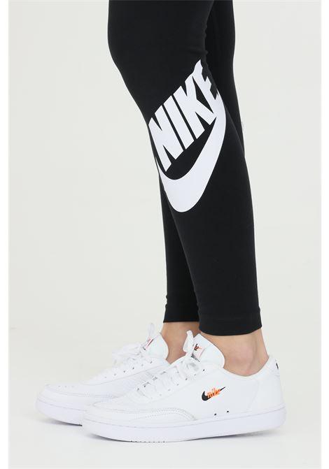 Leggings donna nero nike NIKE | Leggings | CZ8528010