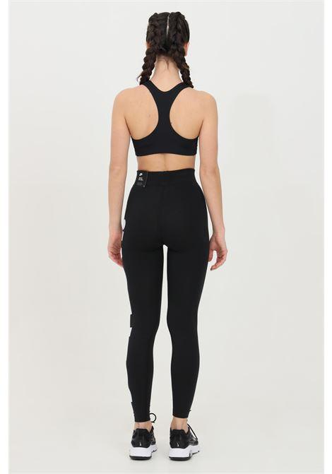 Medium waisted leggings with maxi logo NIKE | Leggings | CZ8534010