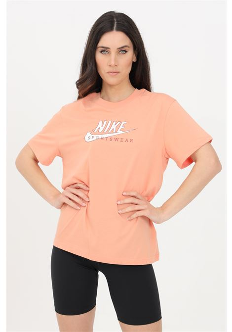 T-shirt donna rosa nike a manica corta NIKE | T-shirt | CZ8612808