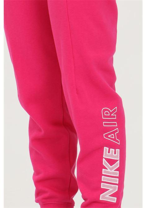 Fuchsia fleece trousers nike NIKE | Pants | CZ8626615
