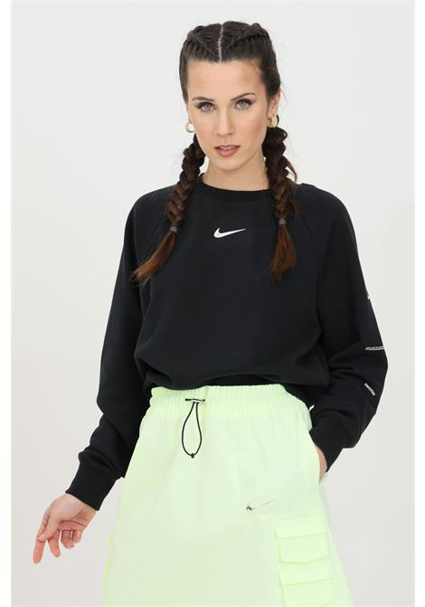 Black french terry sweatshirt nike NIKE | Sweatshirt | CZ8890010