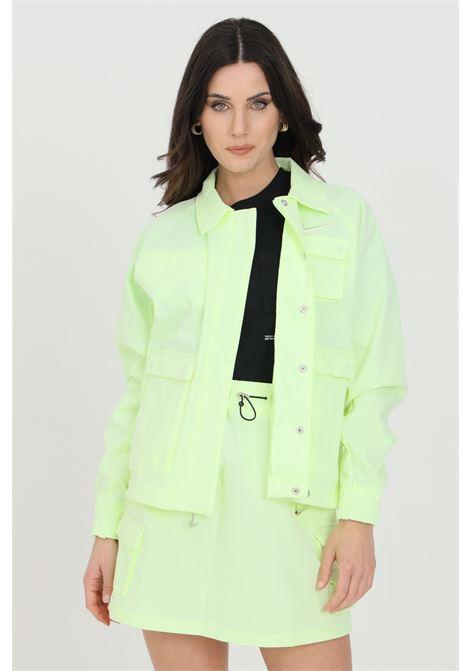 Giubbotto donna lime nike giacca a vento NIKE | Giubbotti | CZ8898701