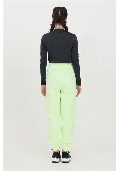 Lime sportswear swoosh fluo trousers nike NIKE | Pants | CZ8909701