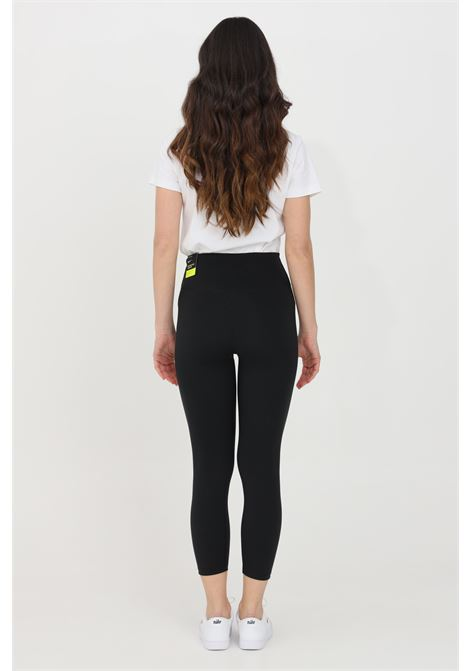 Leggings donna nero nike con stampa laterale NIKE | Leggings | CZ9202010
