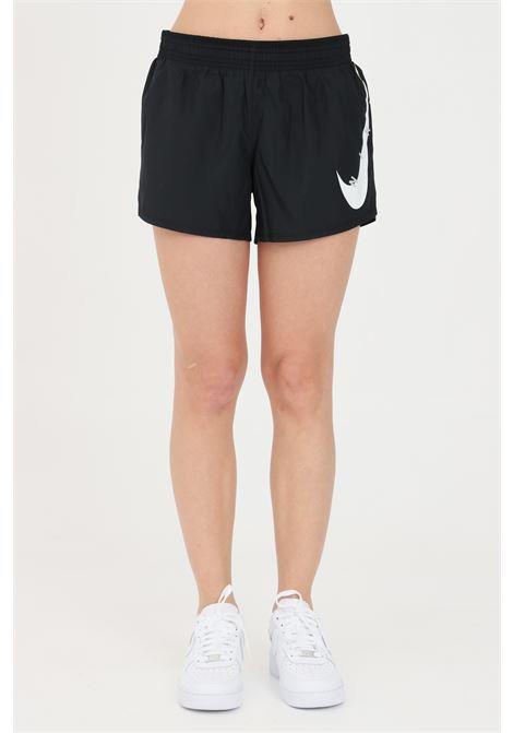 Black shorts with contrasting logo. Nike  NIKE | Shorts | CZ9315010