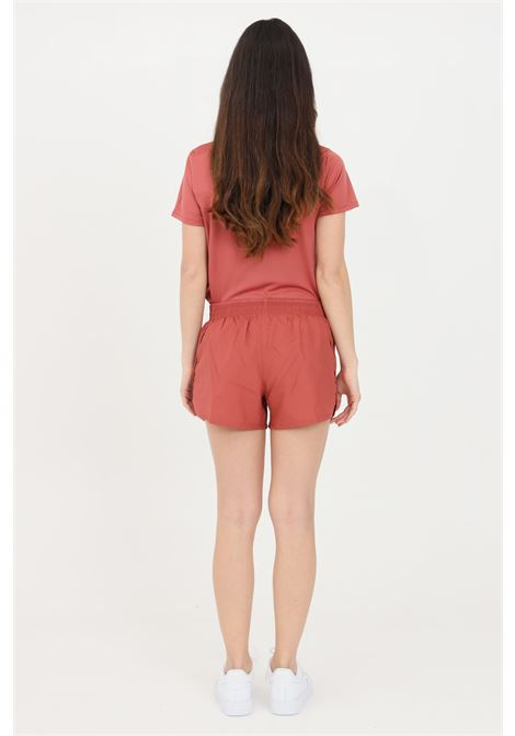 Pink shorts with contrasting logo. Nike  NIKE | Shorts | CZ9315691