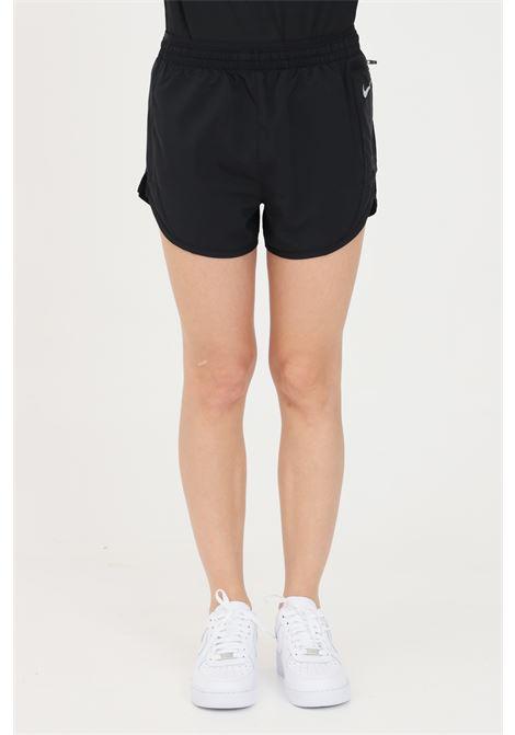 Black shorts with elastic waistband. Nike  NIKE | Shorts | CZ9584010