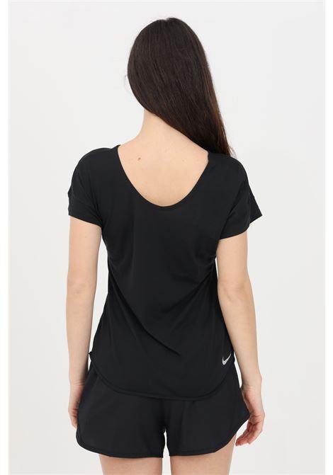 T-shirt donna nero nike a manica corta NIKE | T-shirt | CZ9610010