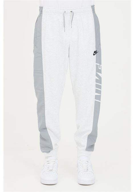 Grey pants with side logo. Nike NIKE | Pants | CZ9942051