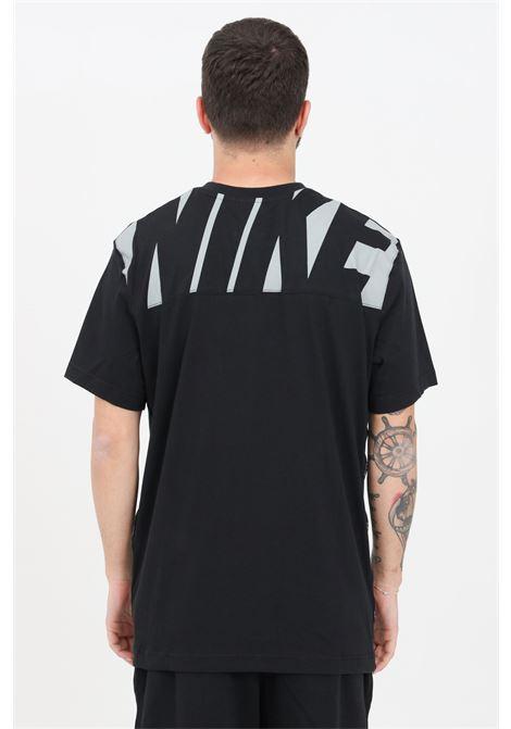 Black t-shirt short sleeve nike NIKE | T-shirt | CZ9950010