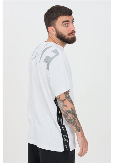 Grey t-shirt short sleeve nike NIKE | T-shirt | CZ9950051