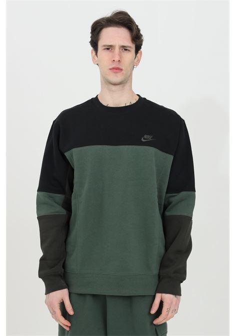 Crew neck sweatshirt colorblock NIKE | Sweatshirt | CZ9966011