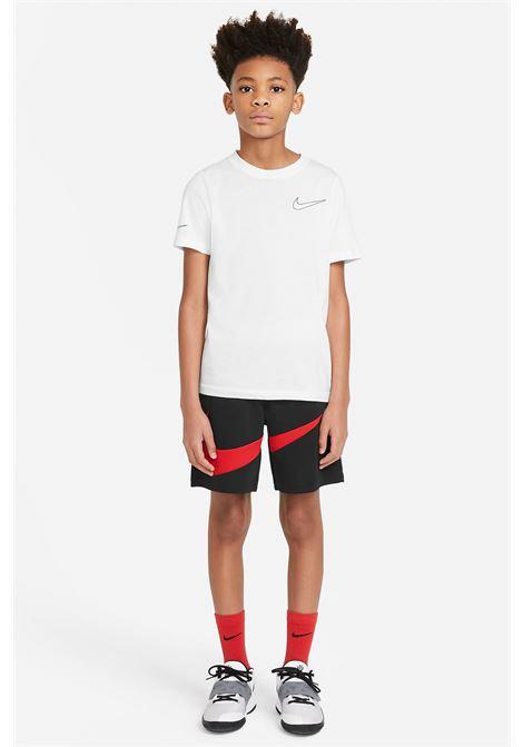 Kid black shorts Nike with logo NIKE | Shorts | DA0161-011011