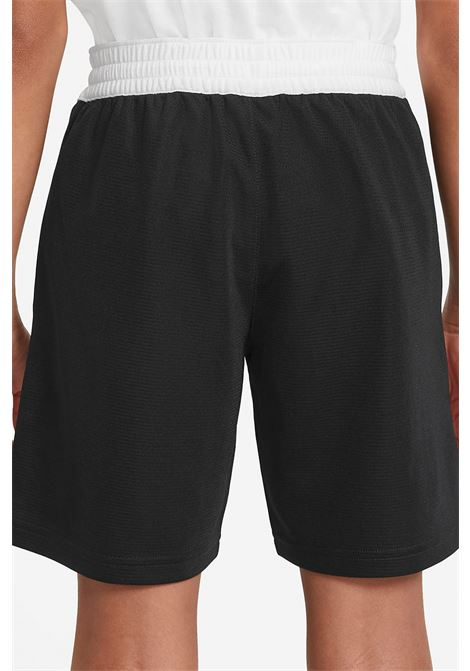 Dri-Fit basketball shorts with maxi logo in contrast. Baby model. Brand: Nike NIKE | Shorts | DA0161011